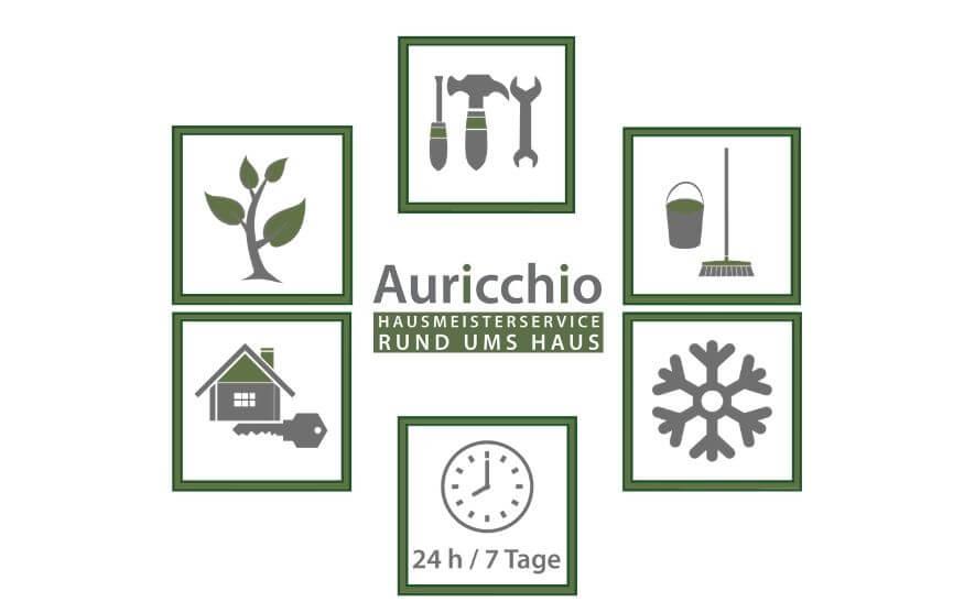 Auricchio rund ums Haus (1)